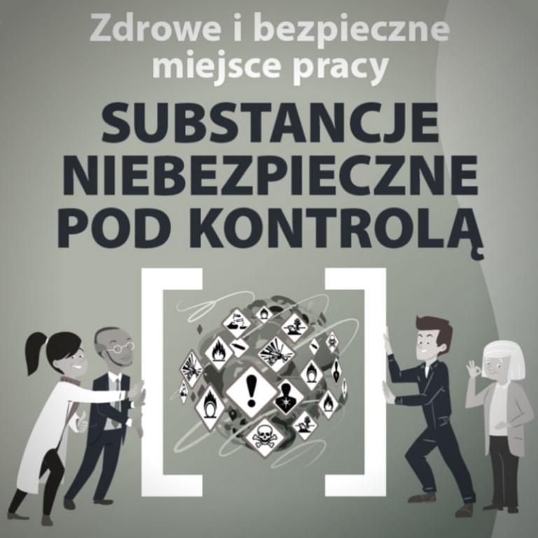 """Hoger partnerem kampanii informacyjnej Unii Europejskiej """"Substancje niebezpieczne pod kontrolą"""""""