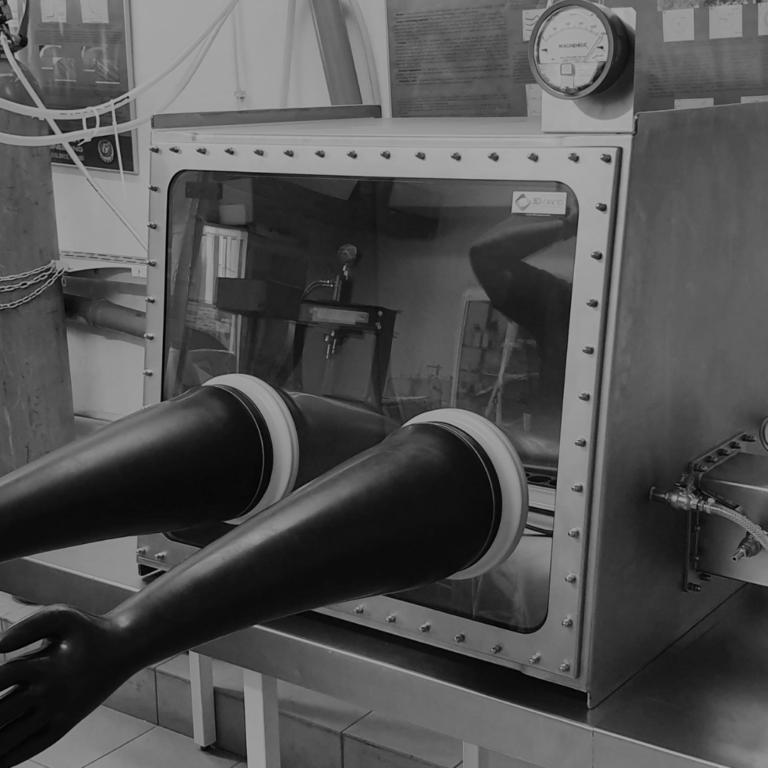 HOGER GLOVEBOX AT THE SILESIAN UNIVERSITY OF TECHNOLOGY